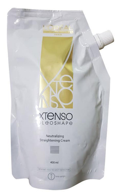 L'ORÉAL Professionnel Xtenso Oleoshape Neutralizing Straightening Cream - 400ml - zapple.pk
