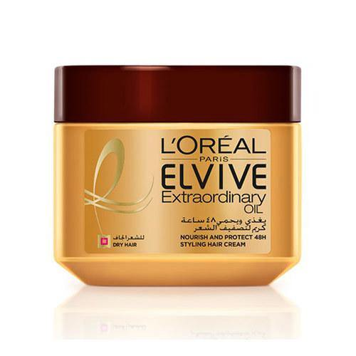 L'ORÉAL Paris 6 Oil Nourish Hair Styling Cream - 200ml - zapple.pk