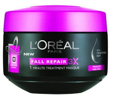 L'ORÉAL Paris Fall Repair Arginine Hair Mask - 300ml - zapple.pk