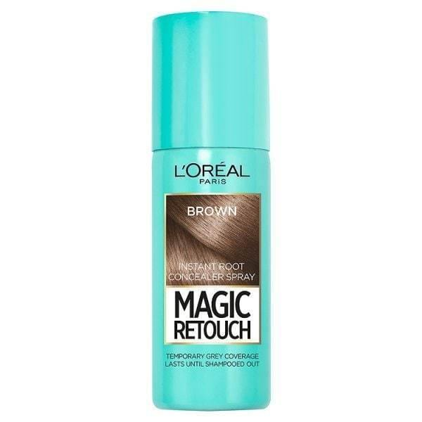 L'ORÉAL Paris Magic Retouch Instant Root Concealer Spray Brown 75ml - zapple.pk