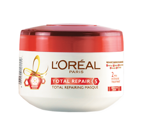 L'ORÉAL Paris Total Repair 5 Hair Mask - 200ml - zapple.pk