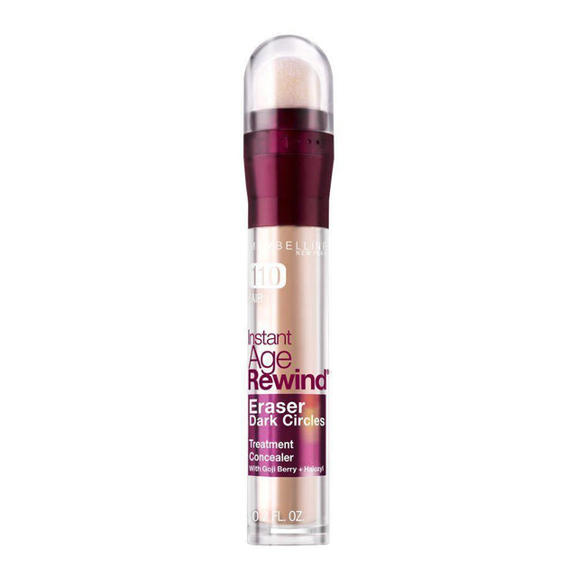 Maybelline Instant Age Rewind Eraser Dark Circles Concealer Treatment 110 Fair - zapple.pk
