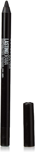 Maybelline Lasting Drama Sharpenable Pencil Eyeliner Black - zapple.pk