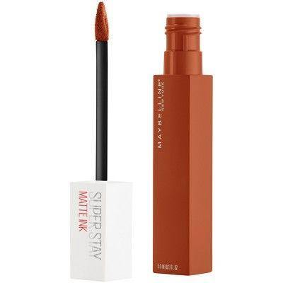 Maybelline Superstay Matte Ink Liquid NU Lipstick - 135 Globetrotter - zapple.pk