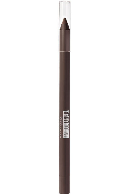Maybelline Tattoo Eyeliner Gel Pencil - 910 Bold Brown - zapple.pk