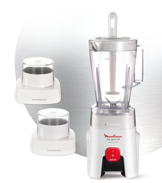 Moulinex Blender - LM242025 - zapple.pk