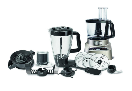 Moulinex Double Force Digital Food Processor - FP826H10 - zapple.pk