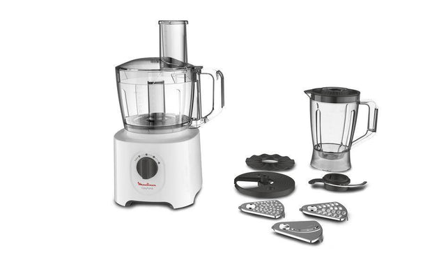 Moulinex Food Processor - FP247127 - zapple.pk