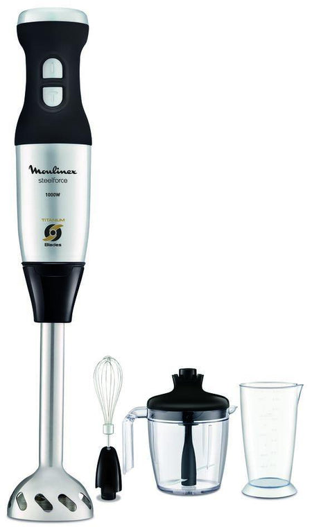 Moulinex Hand Blender Chopper - DD883D27 - zapple.pk
