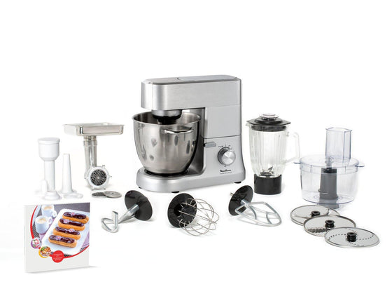 Moulinex Masterchef Grande Food Processor - QA813D27 - zapple.pk