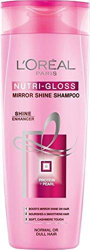 L'ORÉAL Paris Nutri Gloss Shampoo 360ml - zapple.pk