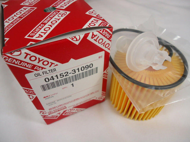 Toyota Genuine Oil Filter - 0415231090 - zapple.pk