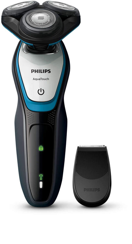 Philips Aquatouch Wet & Dry Electric Shaver - S5070-04 - zapple.pk