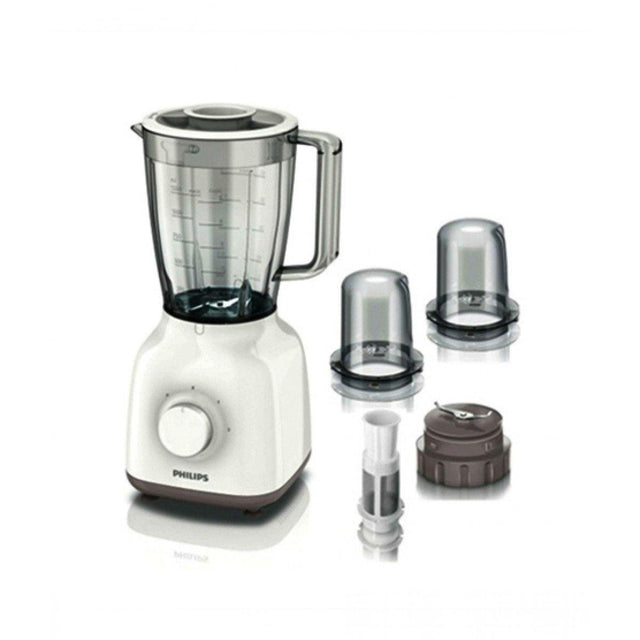 Philips Blender With Mini chopper - HR2104-03 - zapple.pk