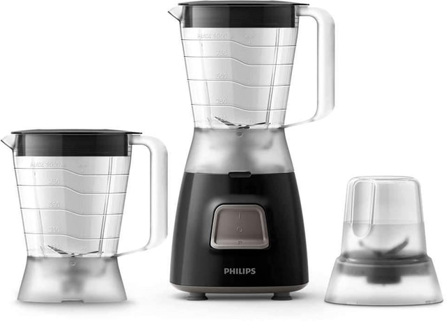Philips Daily Collection Blender ( Mill , 2 Jars ) - HR2059-90 - zapple.pk
