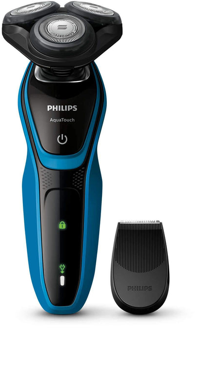 Philips AquaTouch Electric Shaver Wet & Dry - S5050-06 - zapple.pk