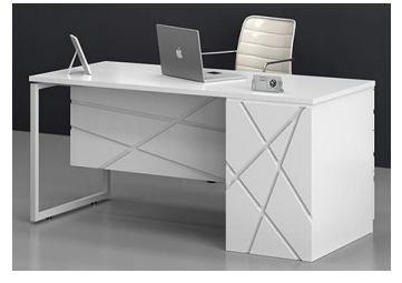 Creative Solutions Office Furniture White Table - ST-10