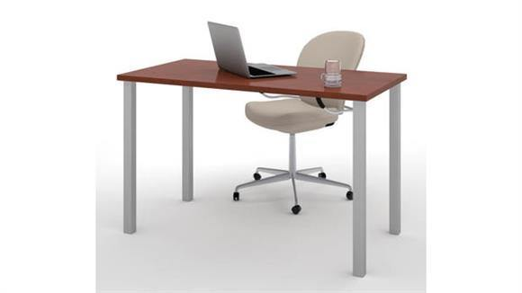 Creative Solutions Office Furniture White Table - ST-11 - zapple.pk