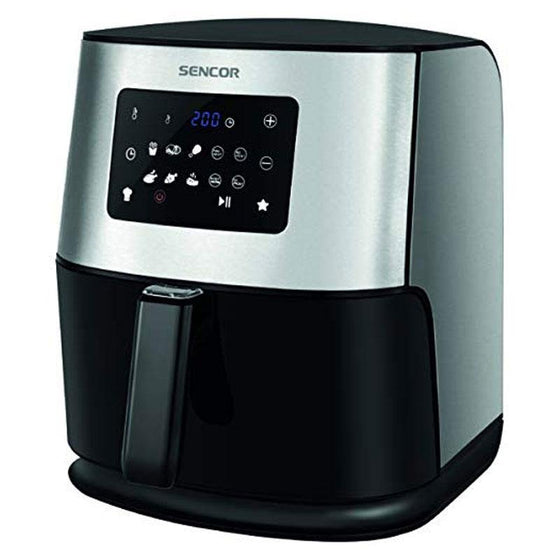 Sencor Air Fryer With 6L Frying Basket - SFR6100BK - zapple.pk
