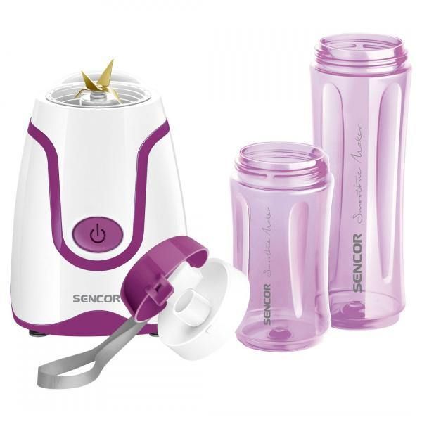 Sencor Smoothie Maker Blender Violet - SBL2215VT