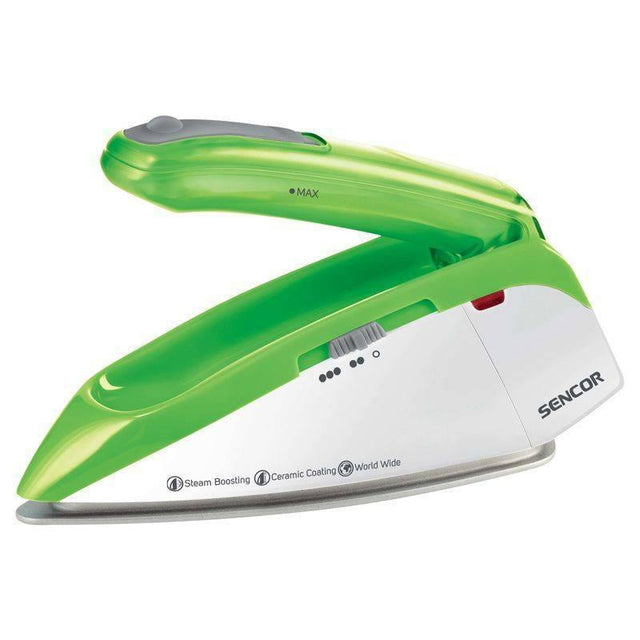 Sencor Steam Travel Iron - SSI1010GR - zapple.pk