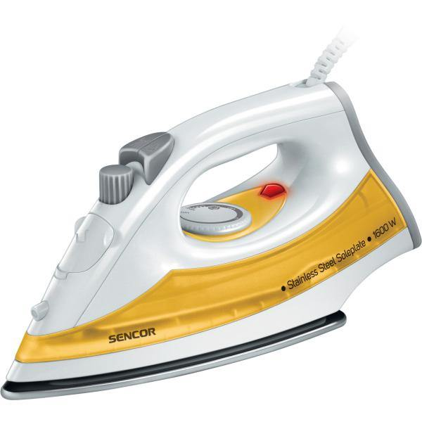 Sencor Steam iron - SSI2028YL