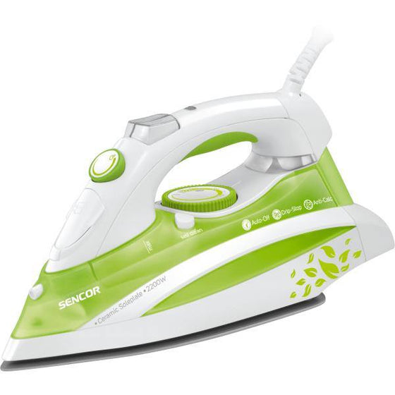 Sencor Steam iron - SSI8440GR - zapple.pk