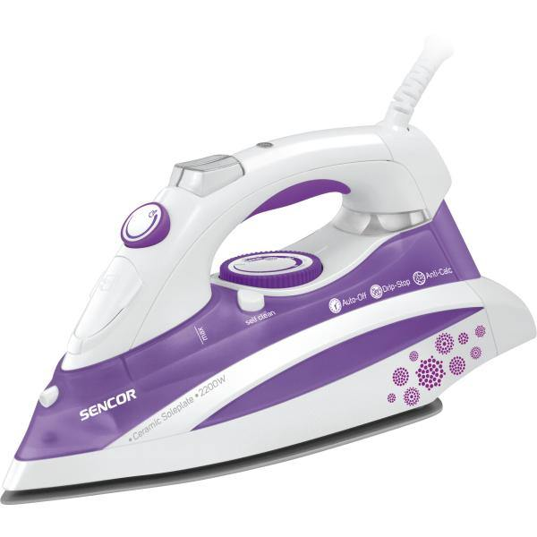 Sencor Steam iron - SSI8441VT