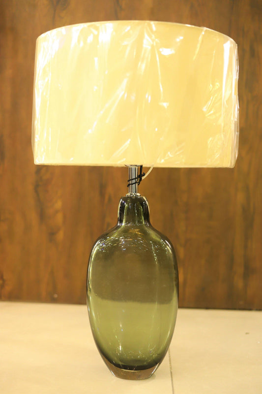 Modern Glass Bottle Table Lamp - TL26 - zapple.pk