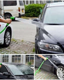 Magic Hose Water Pipe For Garden and Car Wash 100 Ft Green - zapple.pk