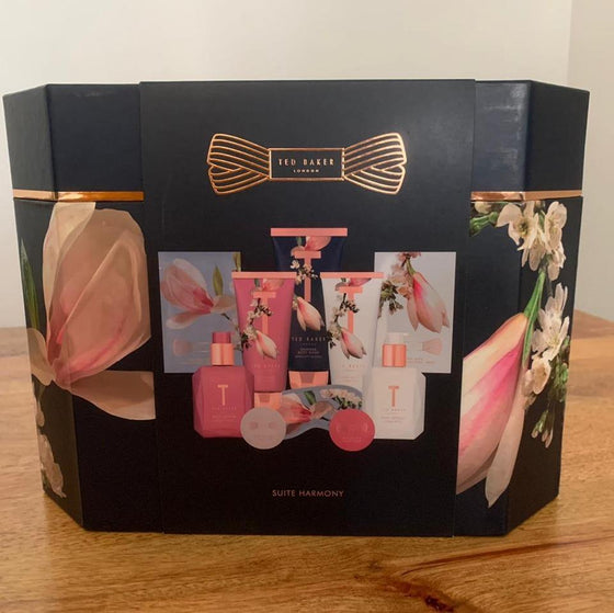Ted Baker London Large Gift Hamper Box Set Suite Harmony