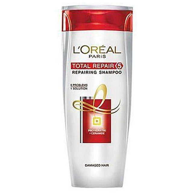 L'ORÉAL Paris Total Repair 5 Shampoo 360ml - zapple.pk