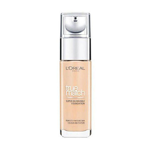 L'ORÉAL Paris True Match Liquid Foundation - 3W Golden Beige - zapple.pk