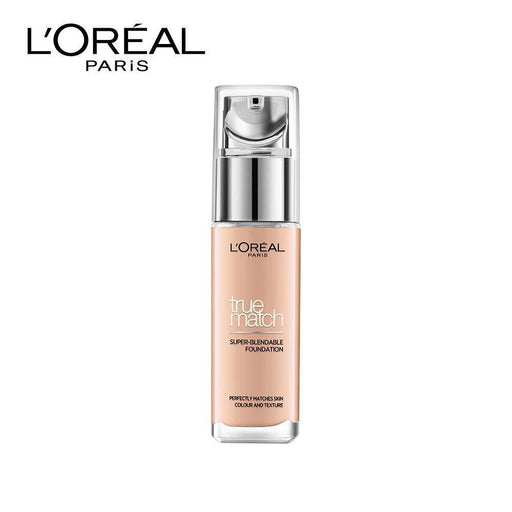 L'ORÉAL Paris True Match Liquid Foundation - 5W Golden Sand - zapple.pk