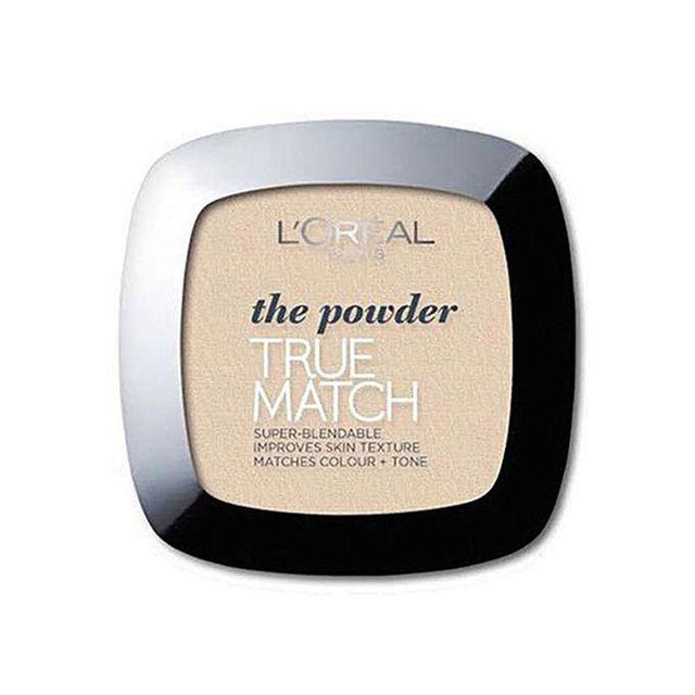 L'ORÉAL Paris True Match Powder 1R/1C Rose Ivory - zapple.pk