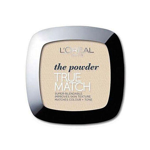 L'ORÉAL Paris True Match Powder 1D/1W Golden Ivory - zapple.pk