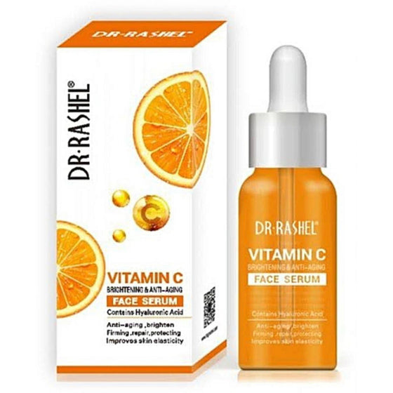 Dr.Rashel Vitamin C Brightening & Anti Aging Face Serum - zapple.pk