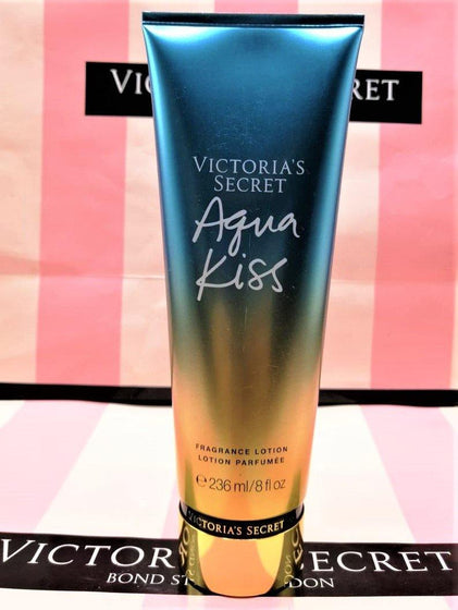 Victoria's Secret Aqua Kiss Fragrance Body Lotion - 236ml - zapple.pk