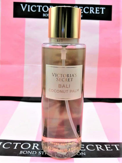 Victoria's Secret Bali Coconut Balm Fragrance Mist Perfume - 250ml - zapple.pk