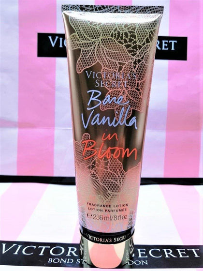 Victoria's Secret Bare Vanilla In Bloom Fragrance Body Lotion - 236ml - zapple.pk