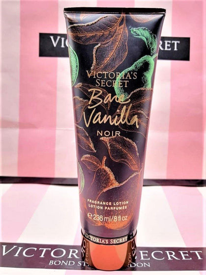 Victoria's Secret Bare Vanilla Noir Fragrance Body Lotion - 236ml - zapple.pk