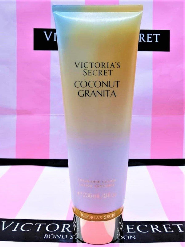 Victoria's Secret Coconut Granita Fragrance Body Lotion - 236ml - zapple.pk