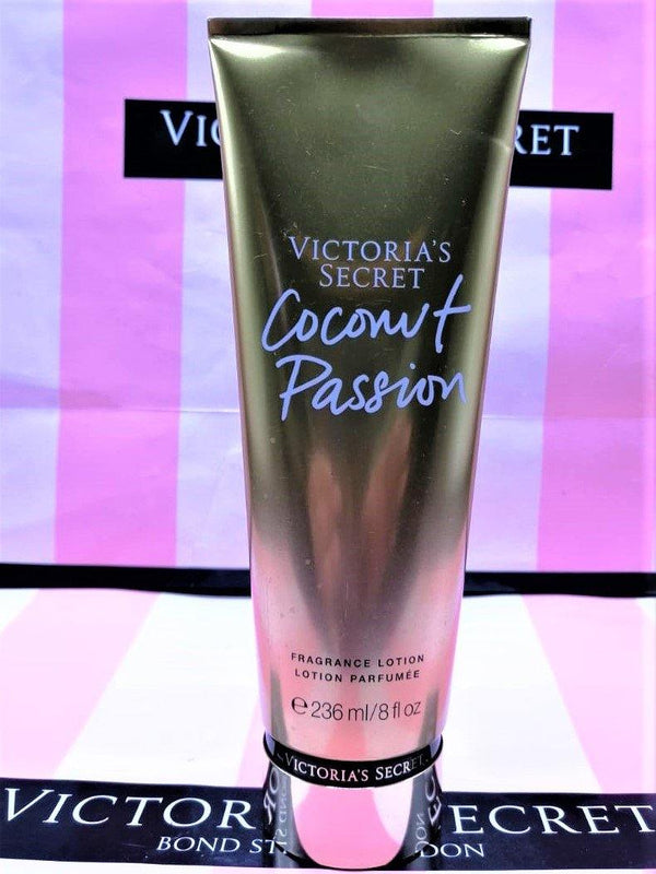 Victoria's Secret Coconut Passion Fragrance Body Lotion - 236ml - zapple.pk