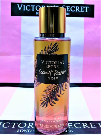 Victoria's Secret Coconut Passion Noir Fragrance Mist Perfume - 250ml - zapple.pk