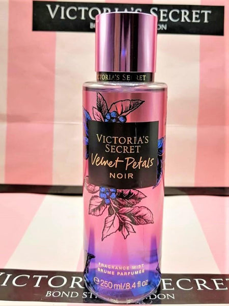 Victoria's Secret Velvet Petals Noir Fragrance Mist Perfume - 250ml - zapple.pk