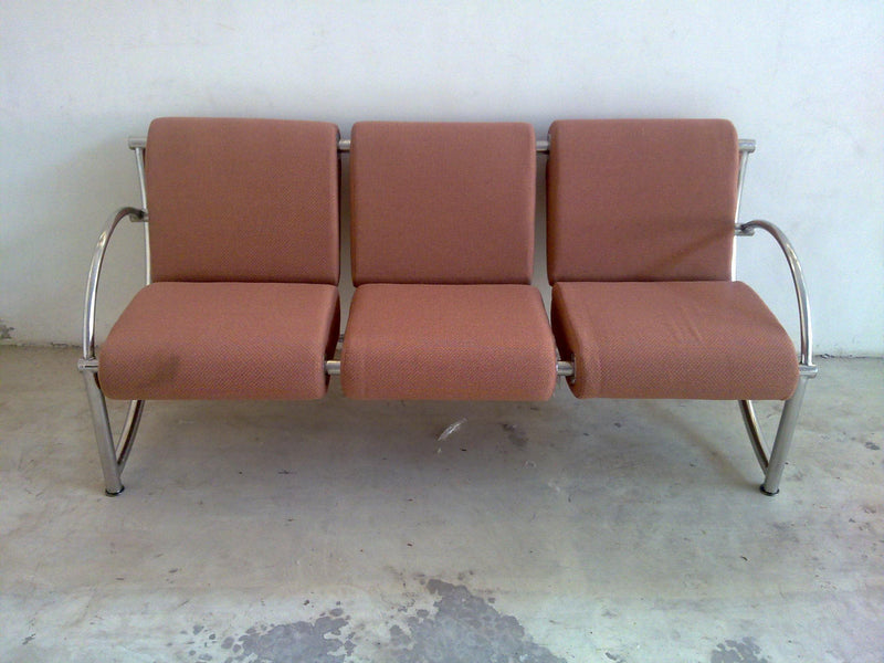 Creative Solutions Furniture 3 Seater Visitor Bench 8