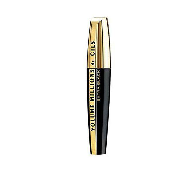 L'ORÉAL Paris Volume Million Lashes Mascara  - Extra Black - zapple.pk