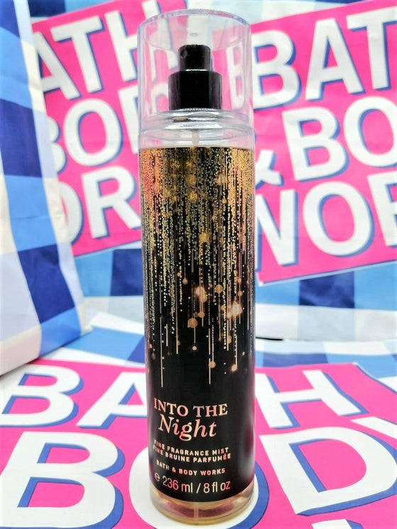Bath & Body Works Into The Night Fine Fragrance Mist Perfume - 236ml - zapple.pk