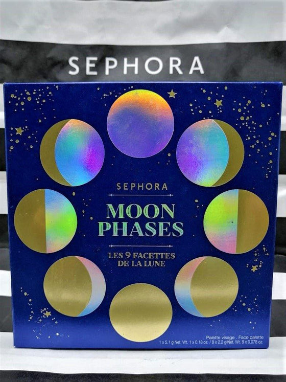 Sephora Moon Phases Face and Cheek Makeup Palette - zapple.pk