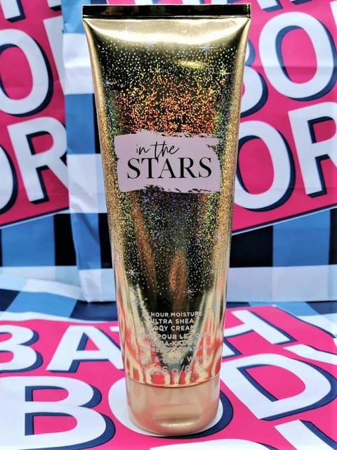 Bath & Body Works In The Stars Ultra Shea Body Cream - 226ml - zapple.pk